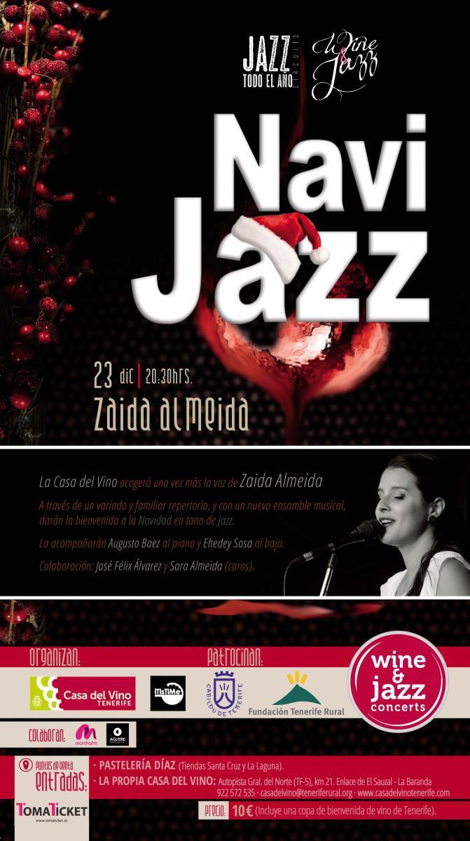 NaviJazz Concert in Casa del Vino