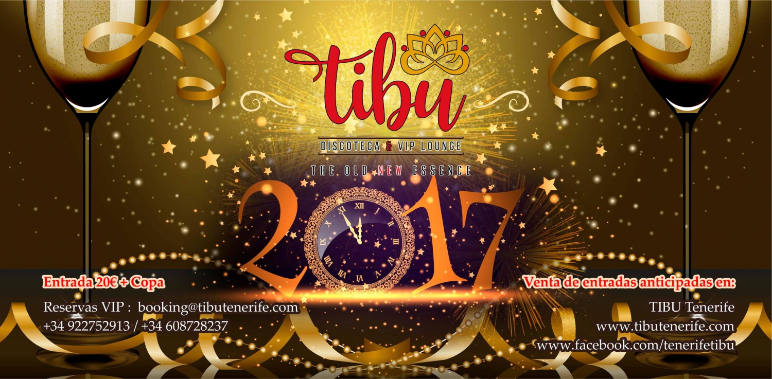 New Years Eve at Tibu