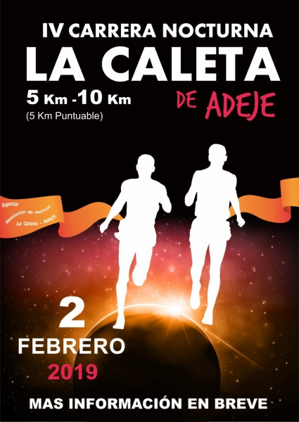 Night Run - La Caleta