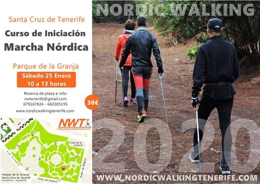Nordic Walking Classes