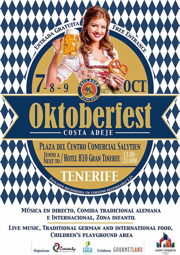 Oktoberfest Adeje
