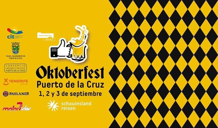 Oktoberfest Puerto de la Cruz