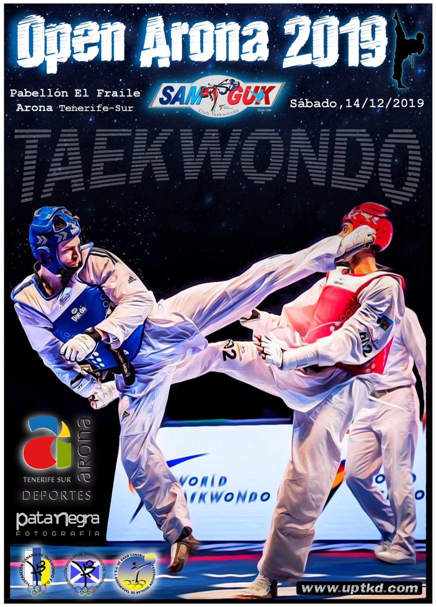 Open Arona 2019 - Taekwondo
