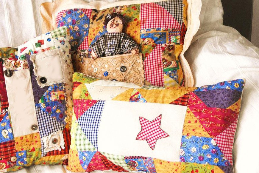 Patchwork and Crafts Fair in Santa Cruz
