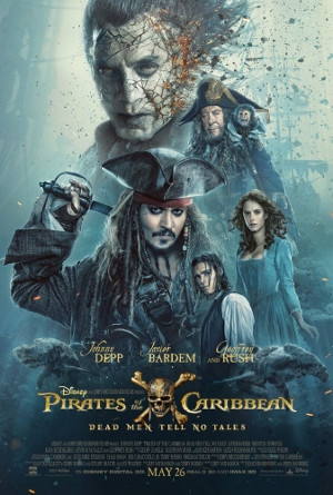 Pirates of the Caribbean: Dead Men Tell No Tales in English