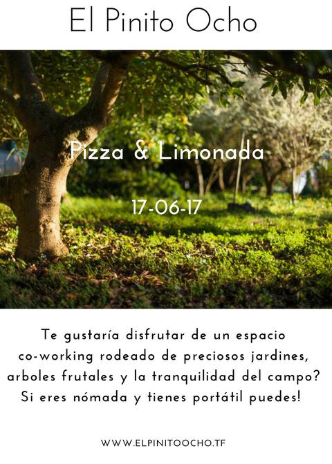 Pizza & Limonada
