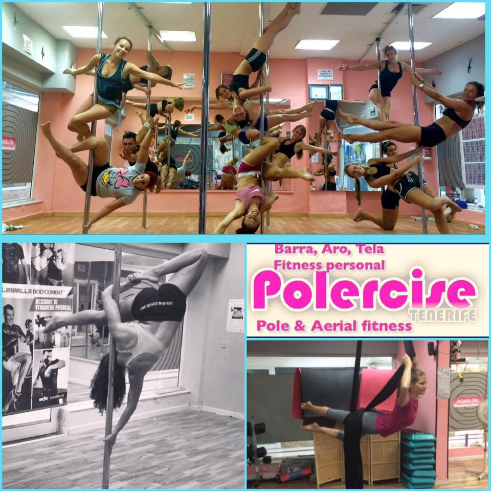 Polercise Course - Pole Dance your way to fitness!