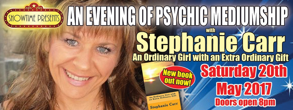 Psychic Medium Show with Stephanie Carr