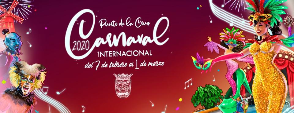 Puerto de la Cruz Carnival 2020