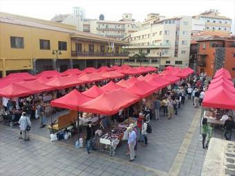 Puerto de la Cruz Market