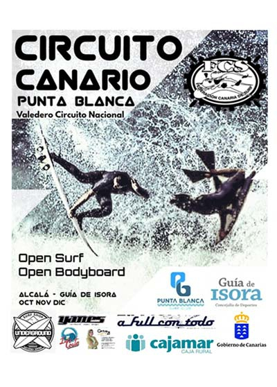 Punta Blanca Open Surf & Bodyboard