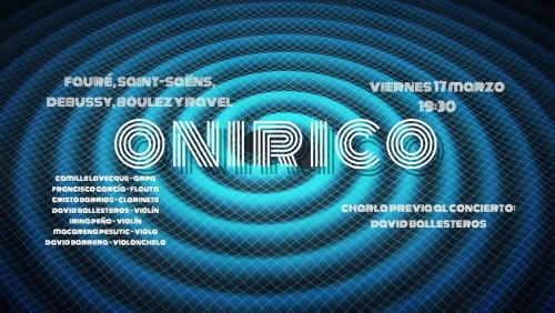 Quantum Ensemble presents 'Onírico'