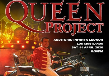 Queen Project LIVE
