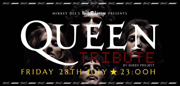 Queen Tribute (live music)