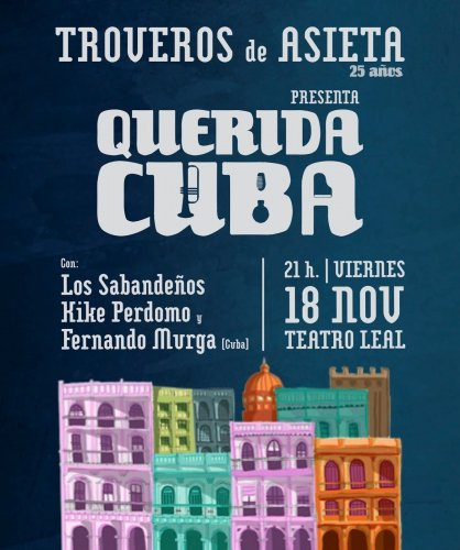 Querida Cuba - A Passage Through Cuban Music