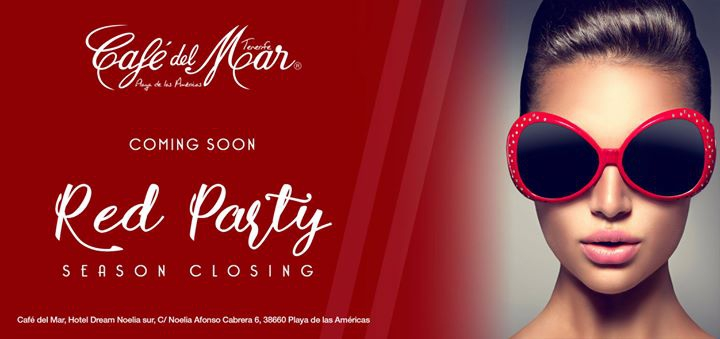 RED PARTY Season Closing