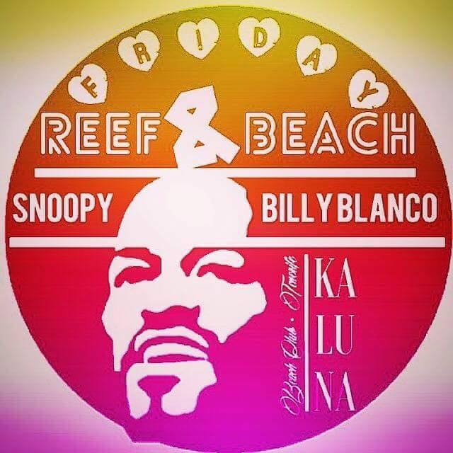 Reef N Beach - RnB all day
