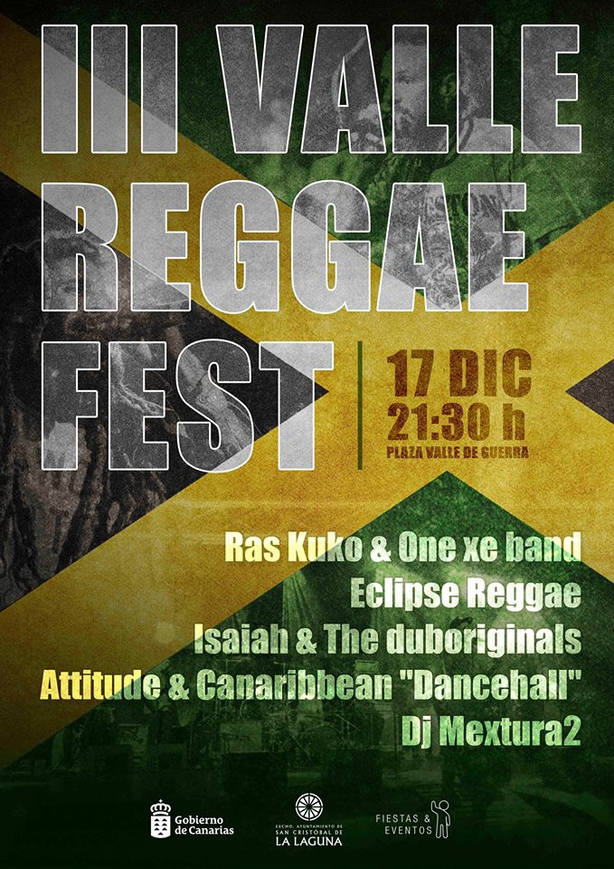 Reggae Festival Valle de Guerra