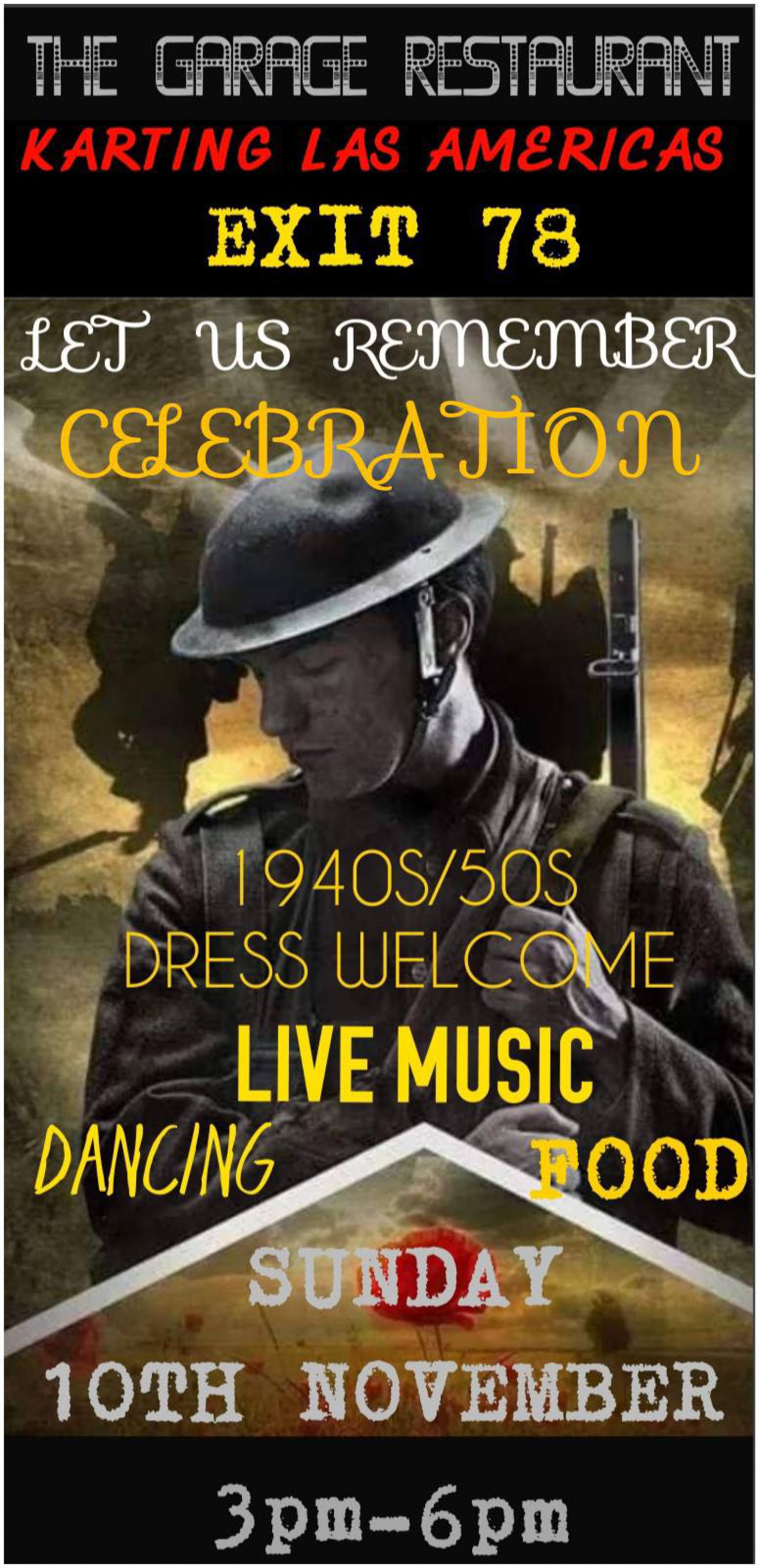 Remembrance Sunday Celebration