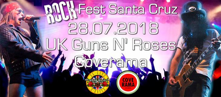 Rock Fest, Guns N Roses & Coverama