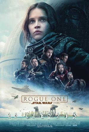 Rogue One - The Star Wars Story at Gran Sur Cine in English