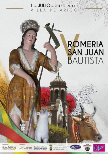 Romeria of Arico