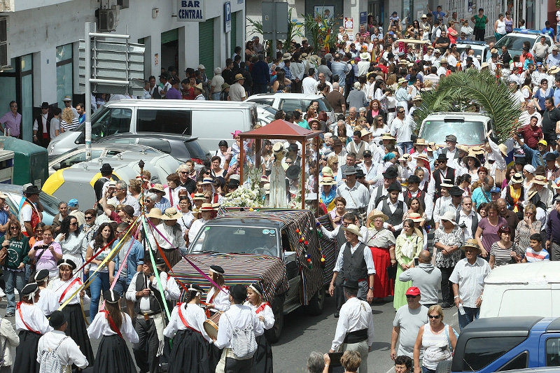 Romeria of the Virgin of Fatima in Arona