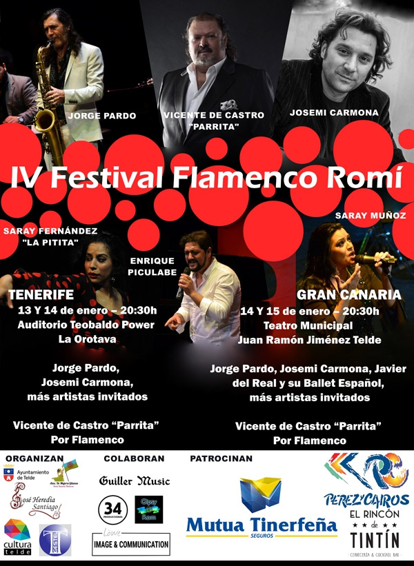 Romi Flamenco Festival