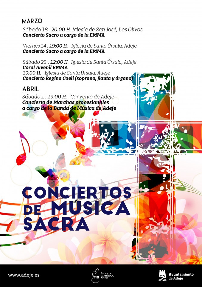 Sacred Music Concerts in Adeje