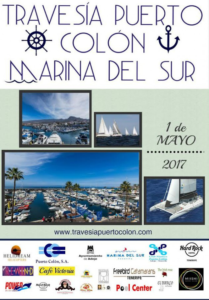 Sailing Regatta from Puerto Colon to Las Galletas
