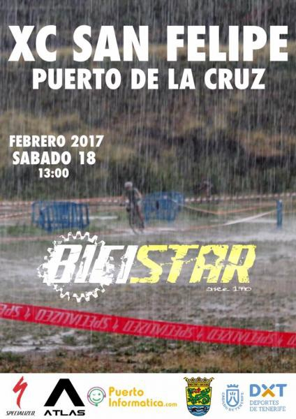 San Felipe Cycling Race Puerto de la Cruz