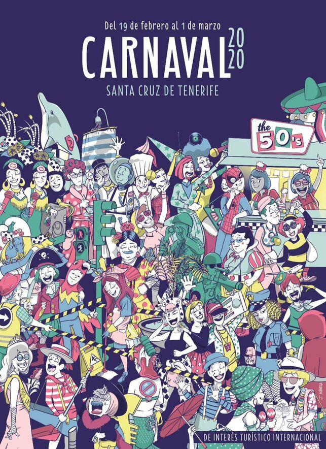 Santa Cruz Carnival 2020