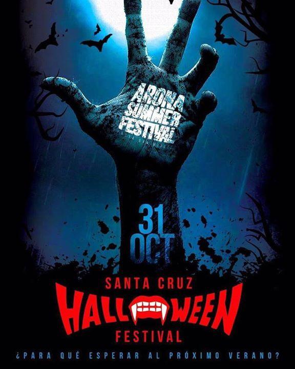 Santa Cruz Halloween Festival