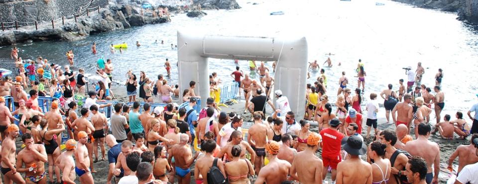 Sea Swimming Race