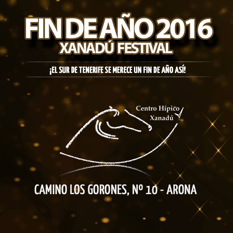 Huge New Years Eve Festival in the South of Tenerife.
