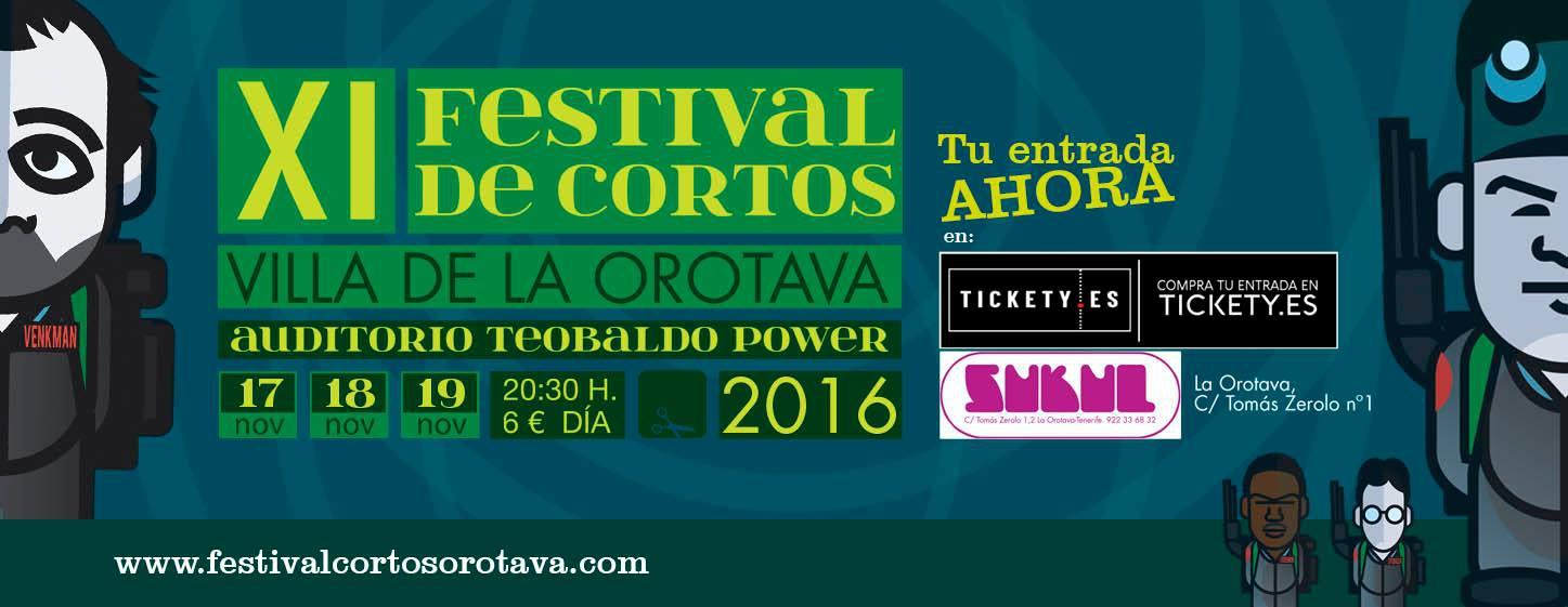 Short Film Festival La Orotava