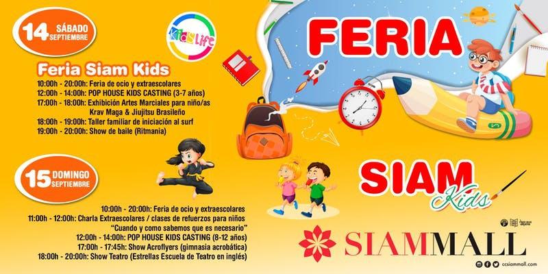 Siam Kids Fair