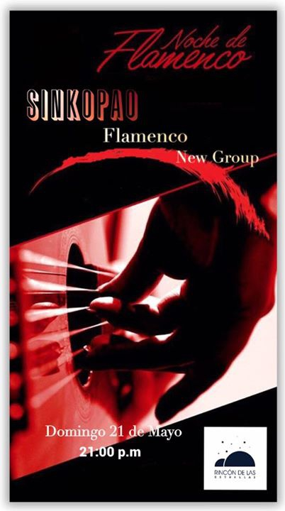 SINKOPAO FLAMENCO NEW GROUP