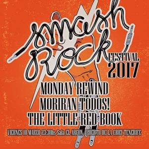 Smash Rock Fest17 in Puerto de la Cruz