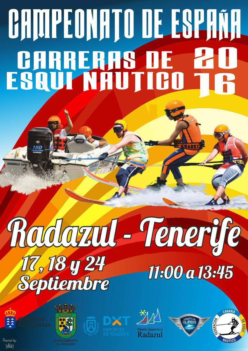 Spanish Waterski Championships