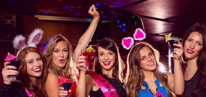 Spring Break - Stag and Hens go wild in Tenerife