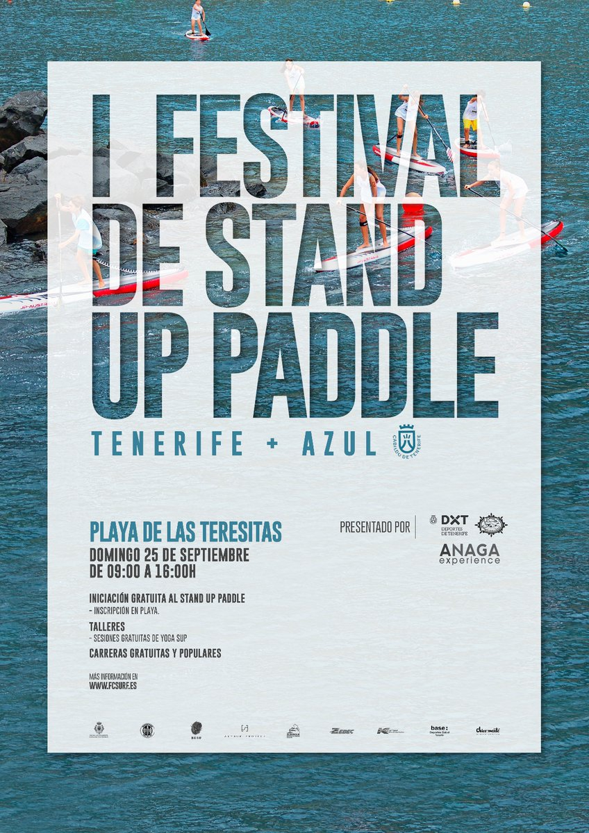 Stand Up Paddle Festival