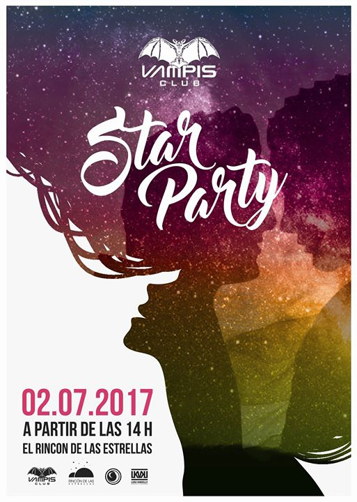 STAR PARTY by Vampis 2 de Julio 2017