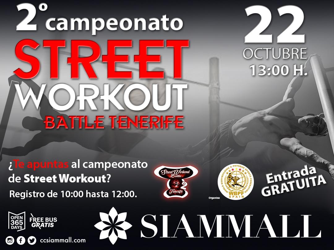 Street Workout Championship