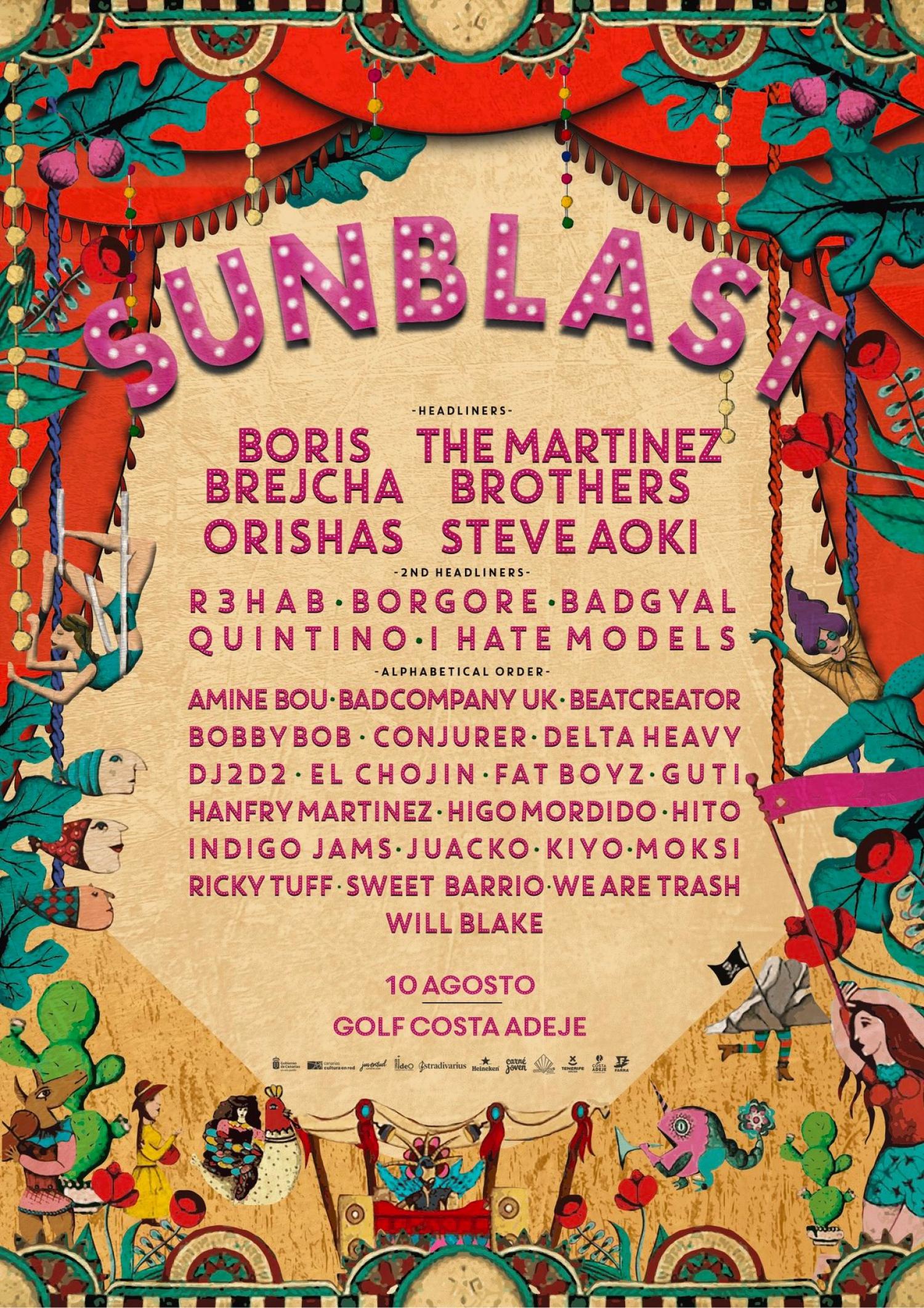 Sunblast 360 Festival
