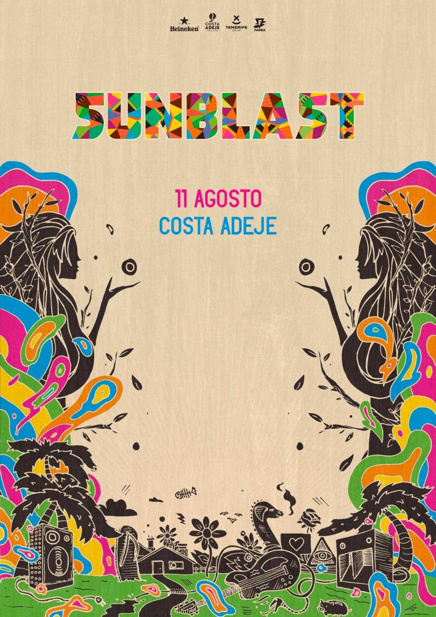 Sunblast festival tenerife