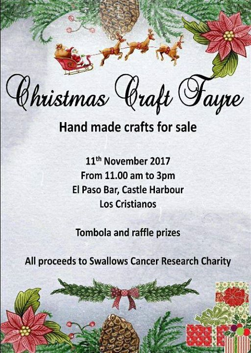 Swallows Christmas Craft Fair