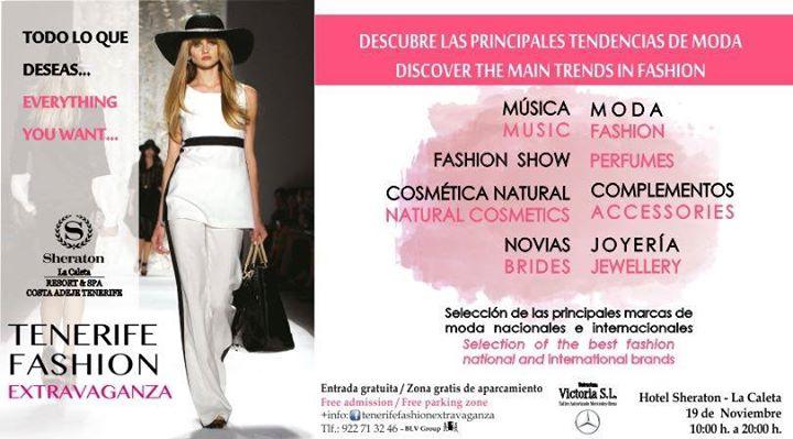 Tenerife Fashion Extravaganza