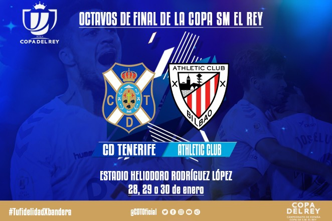 Tenerife vs Athletic Bilbao