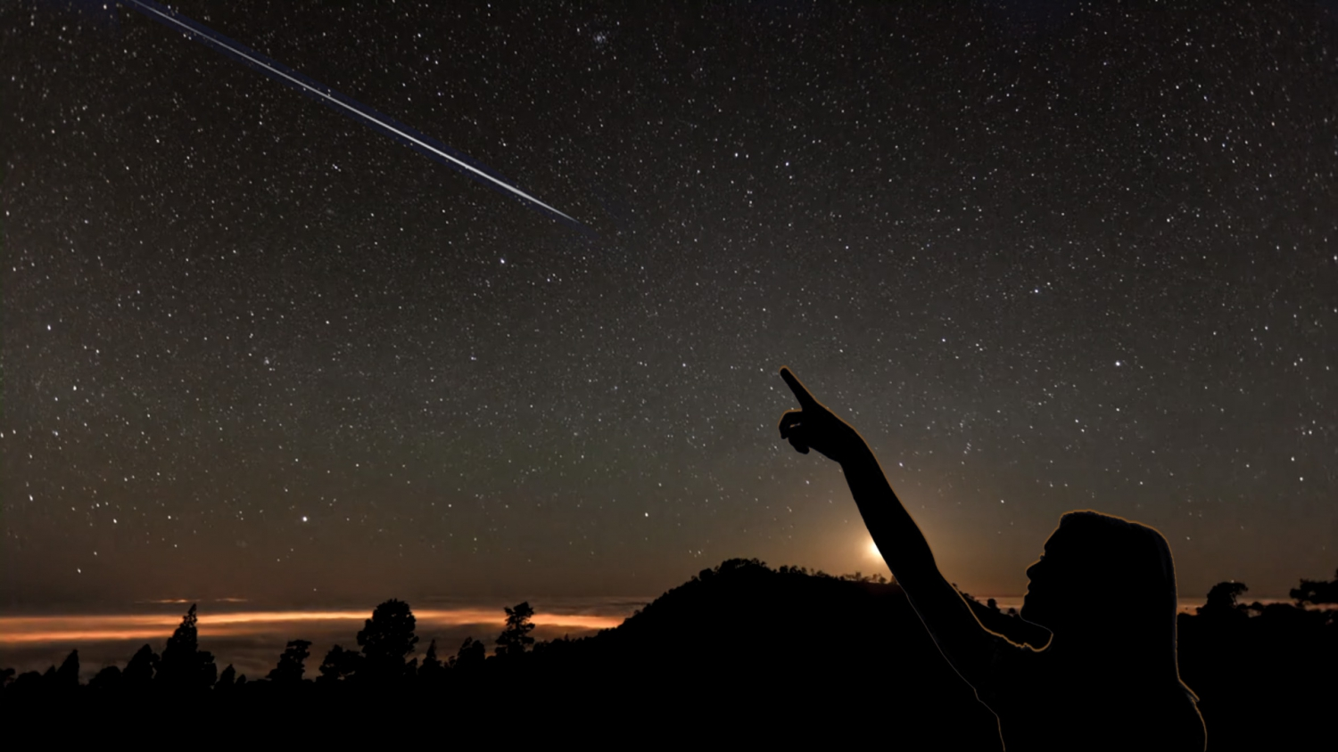 The Draconid & Orionid Meteor Showers